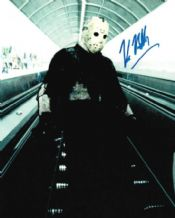 Kane Hodder Signed Photo - Friday the 13th